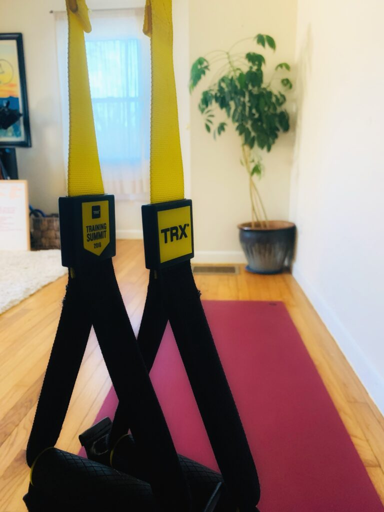 Trx home setup